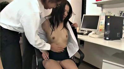 Japanese office, Japanese threesome, Asian office, Japanese officers