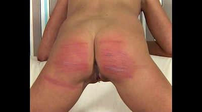 Caning, Audition