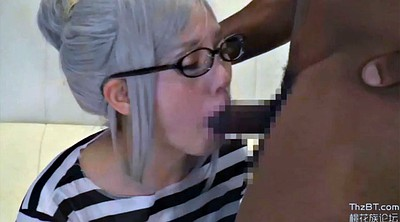 Cosplay, Japanese creampie, Throat, Asian creampie, Japanese throat, Japanese big