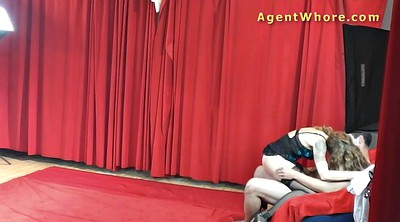 Agent, Young redhead, Castings