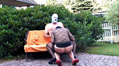 Spanking gay, Spank gay, Nylon blowjob