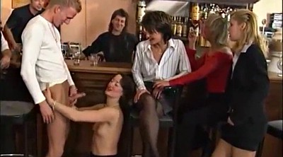 Wife, Bar, Amateur wife