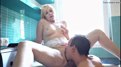 Old mature, Church, Young milf