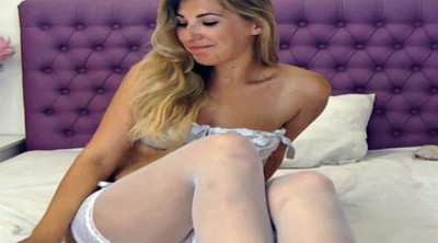 Nylons, White stockings, Stocking foot