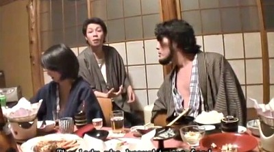 Japanese uncensored, Japanese threesome