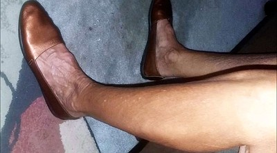 Mature feet, Mature foot, Mature granny