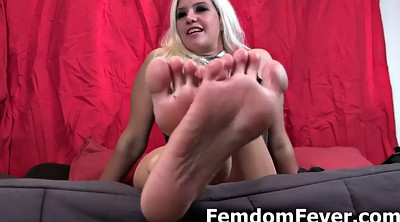 Worship foot, Foot domination