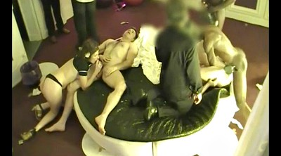 French, Swingers party, Private