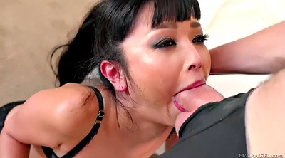 Marica hase, Japanese deep throat