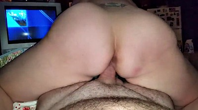 Creampie ride