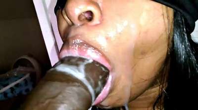 Cum in mouth, Brazilians
