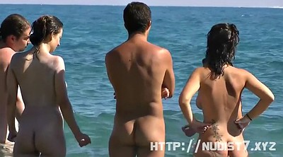 Nudist beach, Nudist, Nudists