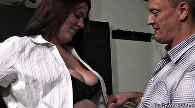 Tits at work, Work