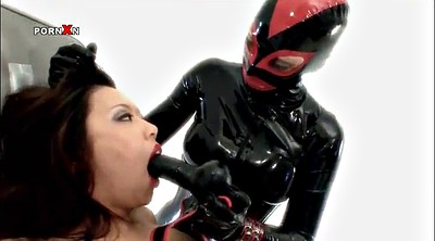 Latex bdsm, Weird