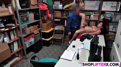 Young, Shoplifter