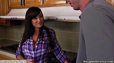 Lisa ann, Mature pornstar