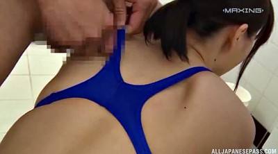Gangbang, Handjob, Suit, Asian gangbang, Swim, Guy