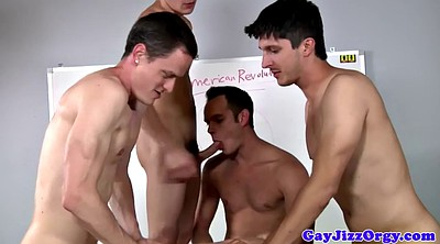 Orgy, Muscle gay