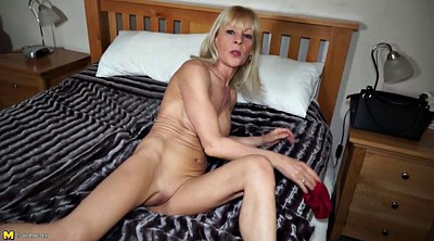 Mature milf, Mature red