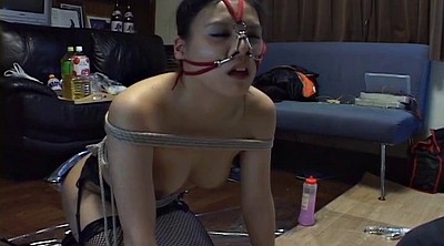 Japanese bdsm, Leash, Japanese bondage, Anal play