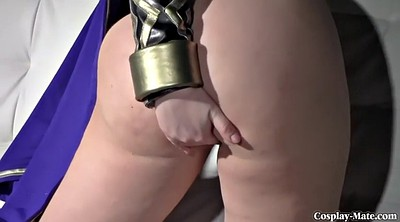 Bbw striptease, Cosplay