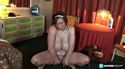 Maid, Chubby solo, Breasts, Solo babe