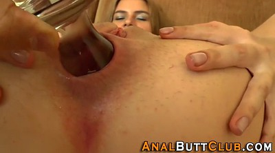 Pussy, Big booty anal