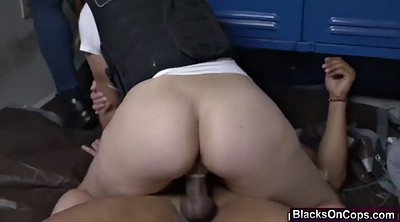 Police, Female pov, Female, Bbw ebony