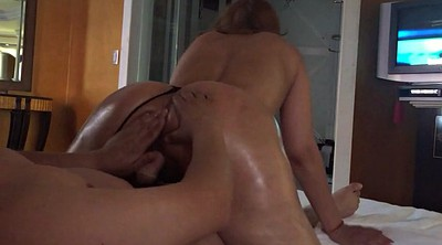 Lubed, Wife anal