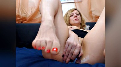 Sounding, Mature feet, Anal foot, Mature foot