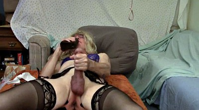 Train, Sissy training, Ass mouth