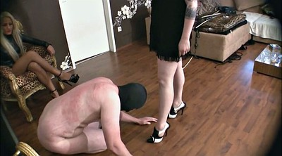 Whipping, Femdom whipping, Polish