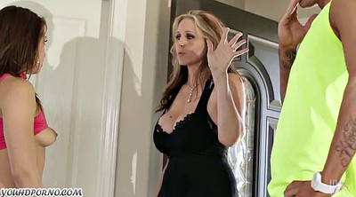 Julia ann, Horny girl, Horny mom, Anne, Sex with mom, Sex mom