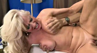 Old young, Saggy, Young blonde, Matures