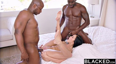 Interracial anal, Anal dp