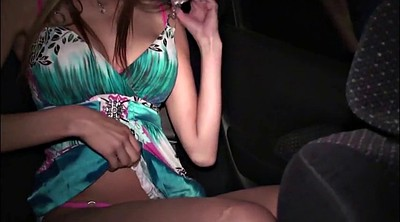 Car, Kitty jane, Public gangbang