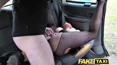 Fake taxi, Street, Lady, For cash