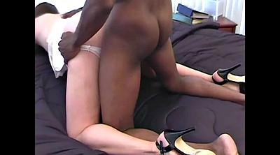 Interracial creampie, Blacks and whites