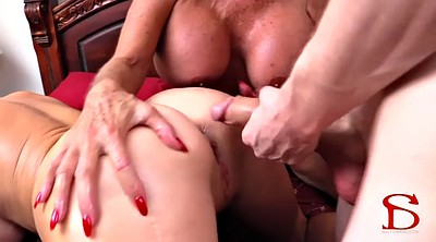 Family, Grandma, Mother son, Stop, Granny creampie, Creampies
