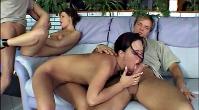 Group sex, Foursome anal