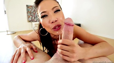 Ball, Asian deep throat, Kalina ryu