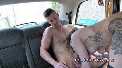 Fake taxi, Barely, Public wank, Female fake taxi