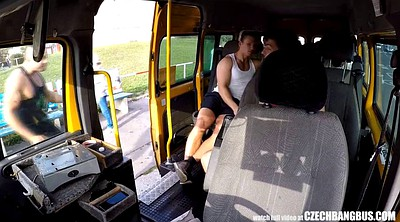 Bus, Ultimate, Amateur gangbang