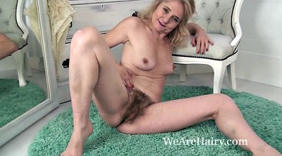 Pussy, Hairy mature