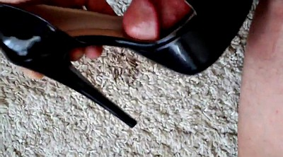 Heels, Pervert, Black on black, Black lady