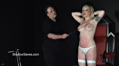 Spanked, Breast bondage, Whip, Breast