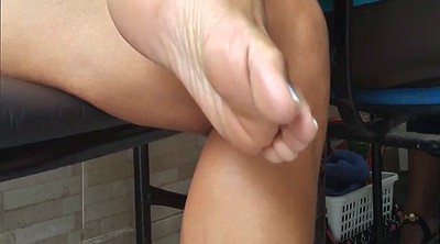 Sole, Black foot fetish, Black foot