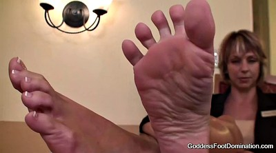 Foot job, Foot job, Job interview, Pov foot