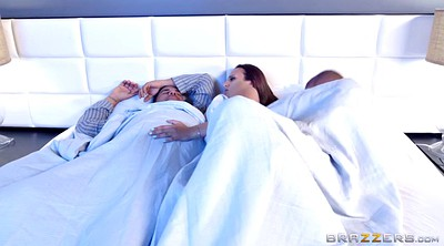 Sleep, Husband, Sleeps, Lexi luna, Sleeping fuck, Cuckold husband