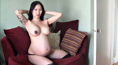 Pregnant asian, Dirty talking, Dirty talk